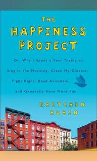 The Happiness Project (self help ebook)