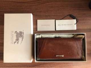 Burberry Classic Wallet 長銀包