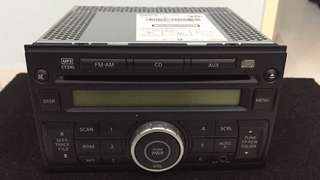 Nissan Almera Original Audio Player