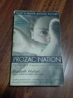 Prozac Nation - Elizabeth Wurtzel