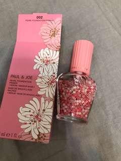 🚚 日本paul&joy粉紅泡泡珍珠隔離乳