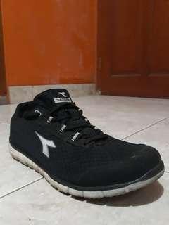 Diadora Clemento VI Men's Training Shoes (Black)