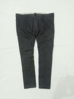 Size 36-38 Celana Chino Edwin Original not levis uniqlo hnm