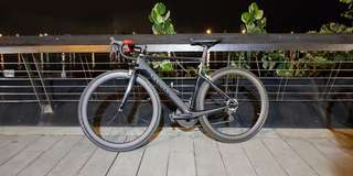 Canyon Aeroad Cf Slx 7.0 (Full bike)