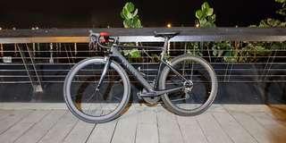Canyon Aeroad Cf Slx 7.0 (Full bike)