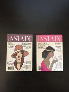 The balm instain blushes