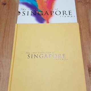 The 1997 Collection of Singapore Stamps