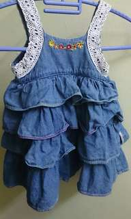 Baby Dress (6- 12 month)