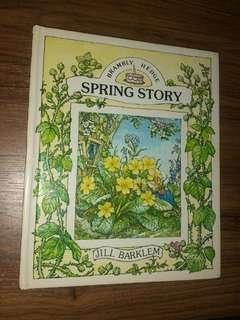 Children's Story Book (Spring Story)