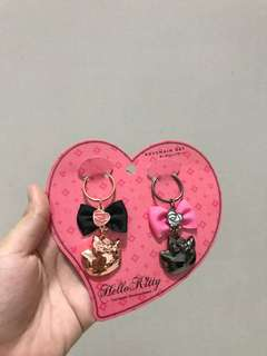 Hello kitty mainan kunci couple original