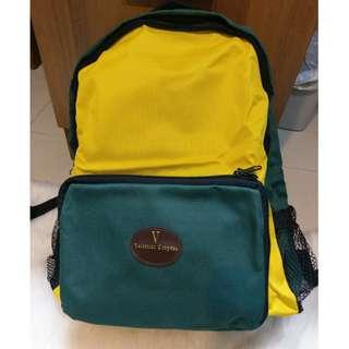 可收納式後背包 後背包 生活 實用 袋子 雙背 包包 方便