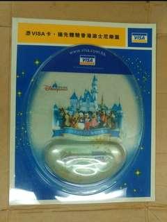 香港 迪士尼樂園 開幕 x Visa Mouse Pad