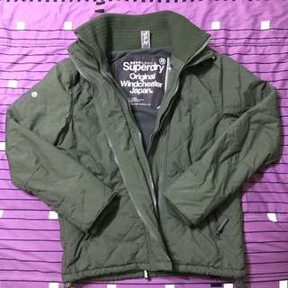 🚚 Superdry保暖外套