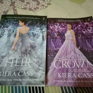 Kiera Cass - The Heir, The Crown