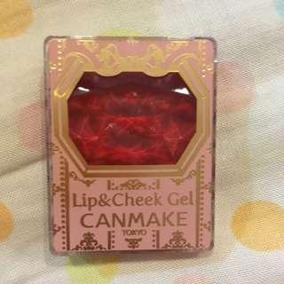 🚚 CANMAKE 腮紅膏