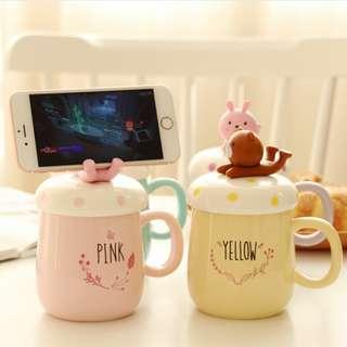 [PROMOTION] Korean Line Ceramic Mug