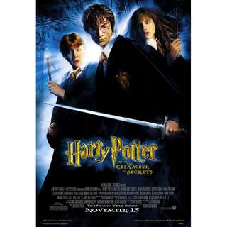 Harry potter movie posters full sized part 1