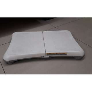 Nintendo wii yoga fit balance board