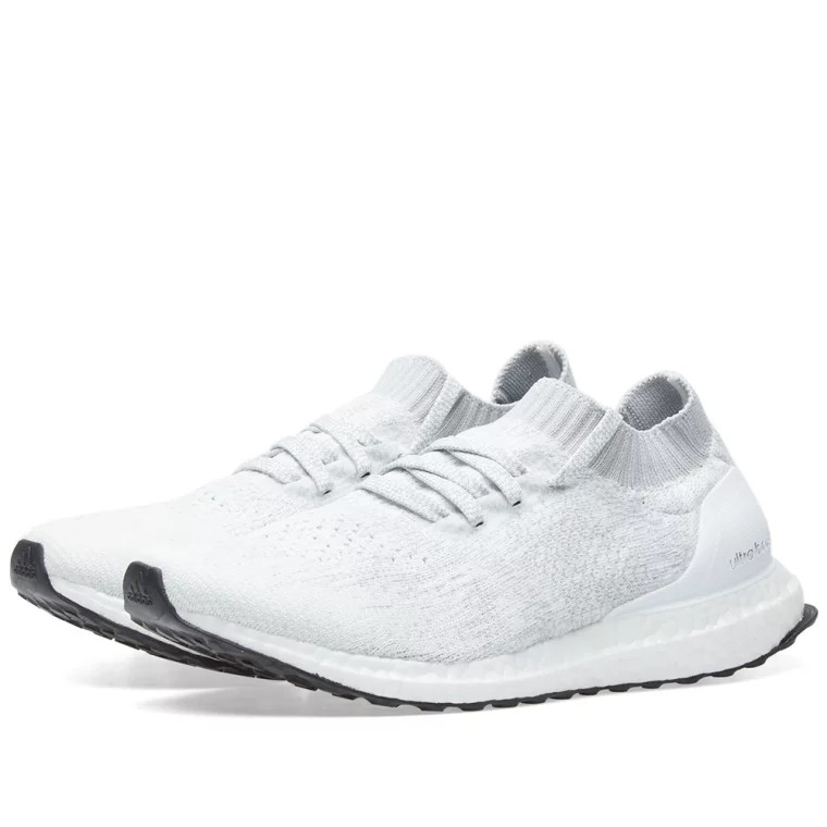 16201e8ee9a8 Adidas Ultra Boost Uncaged White   Core Black