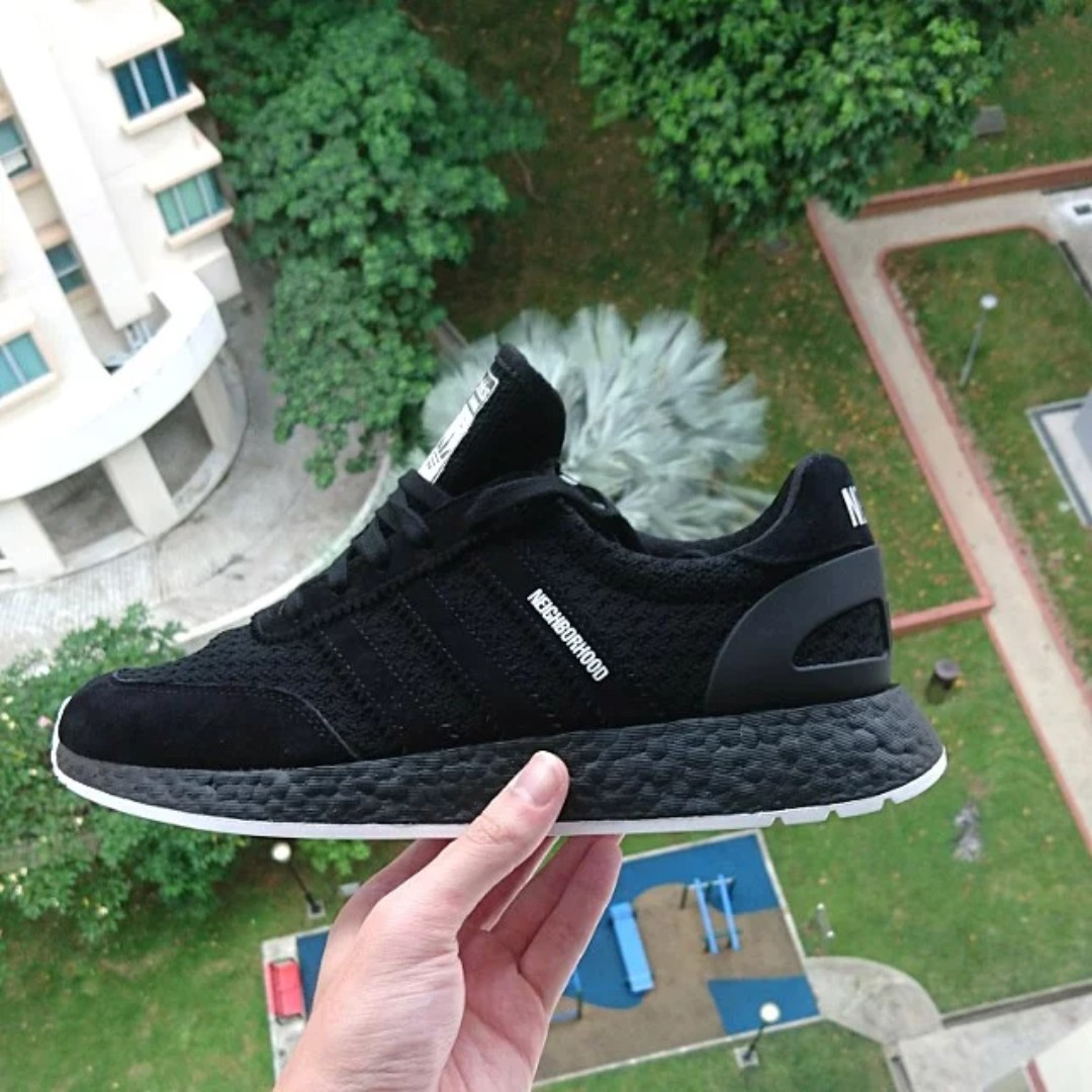 new product 99f8f 3bd4c Adidas x Neighborhood Iniki (I-5923) US10.5/UK10