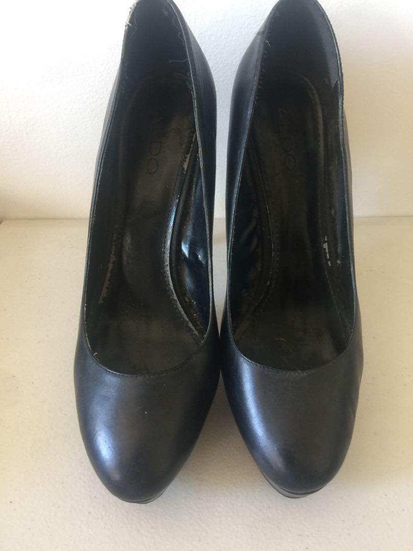 0aa7684fa93 Aldo platform pumps 5-inch heels