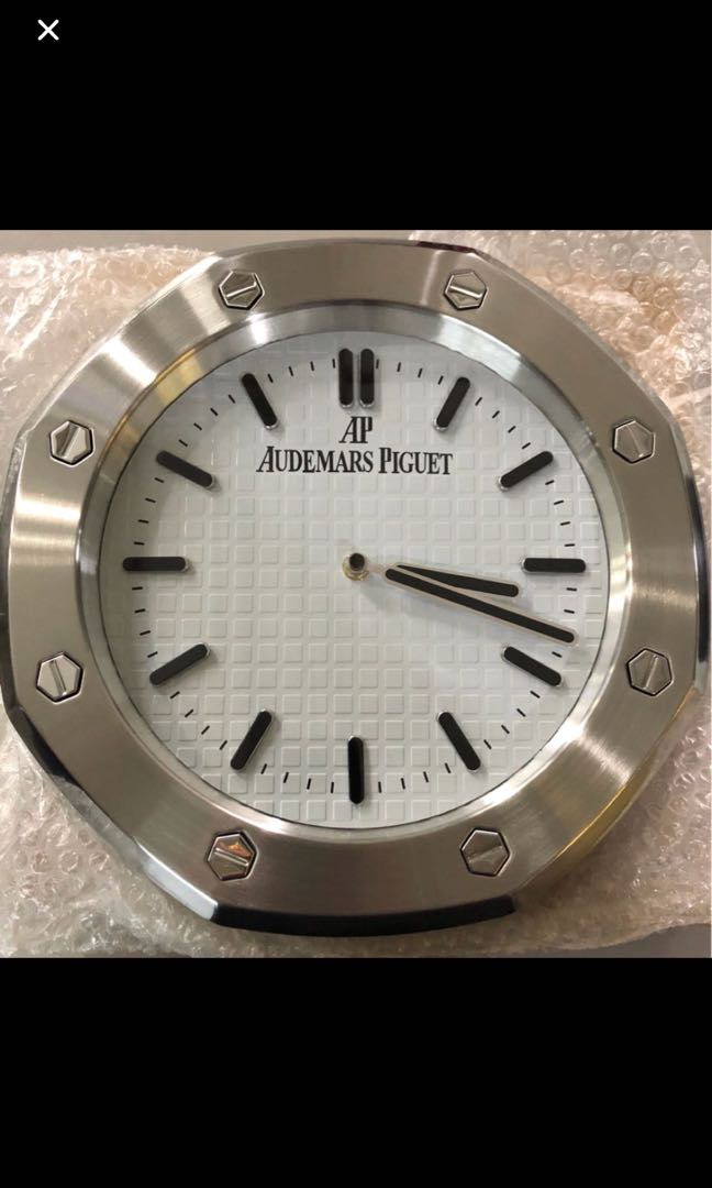 Ap Wall Clock Luxury Watches On Carousell
