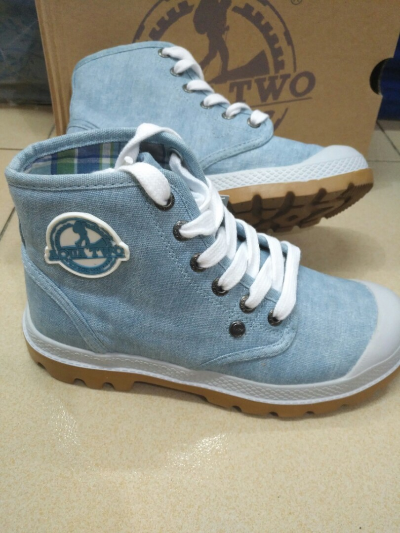 6ad4a7a6b1a9 Aqua Two Hi cut shoes