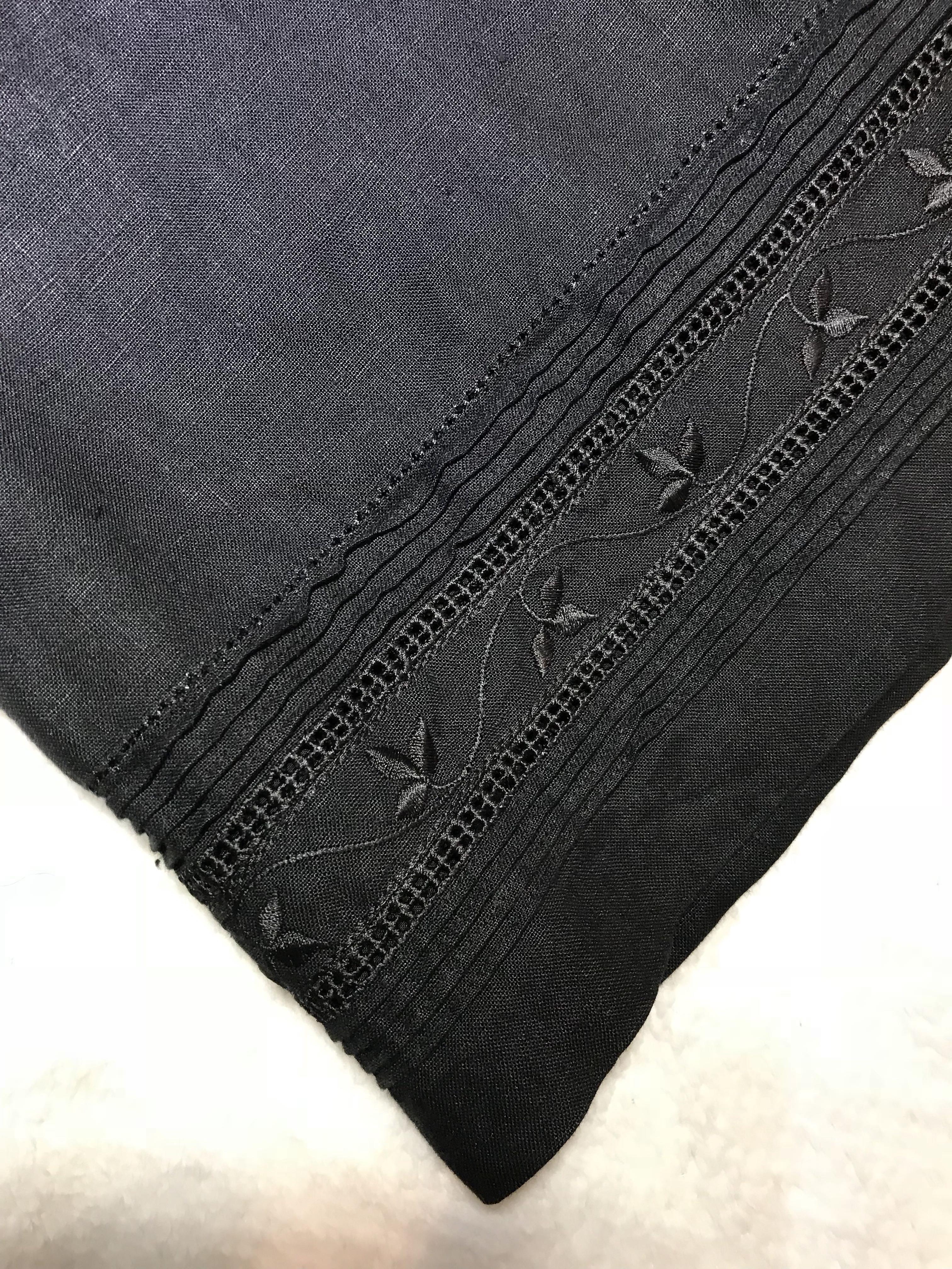 8ff98860a3 AX Armani Exchange Black Linen Sleeveless Dress