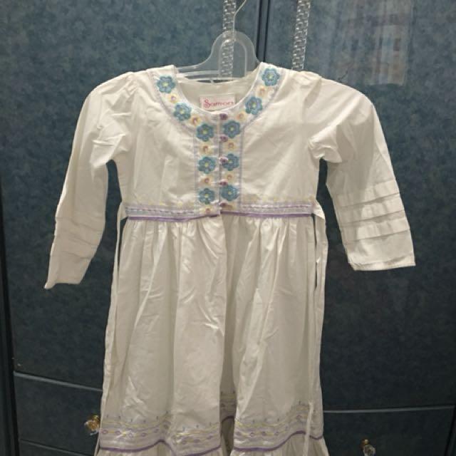 Baju Muslim Anak usia 6 tahun