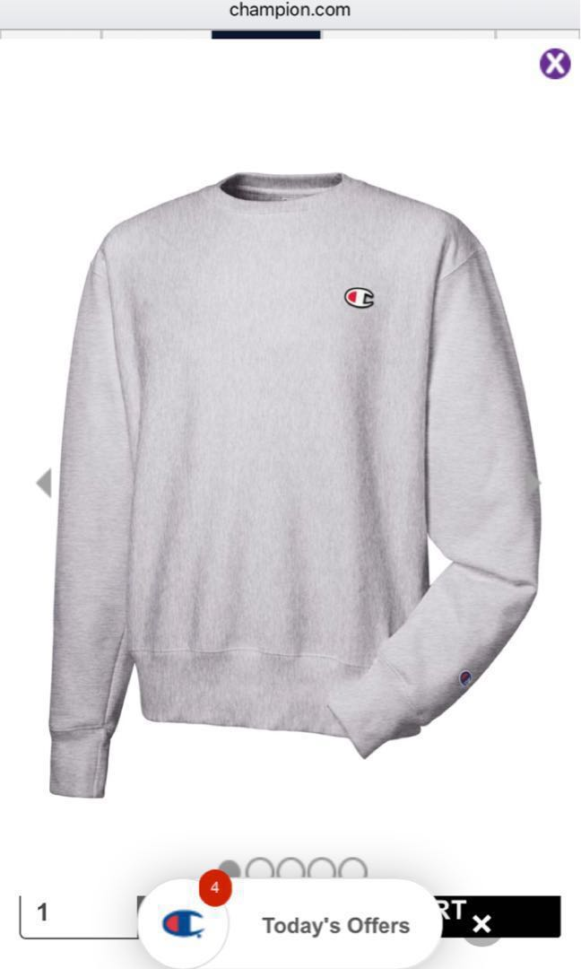 082a152bcb04 Champion Reverse Weave Sweatshirt