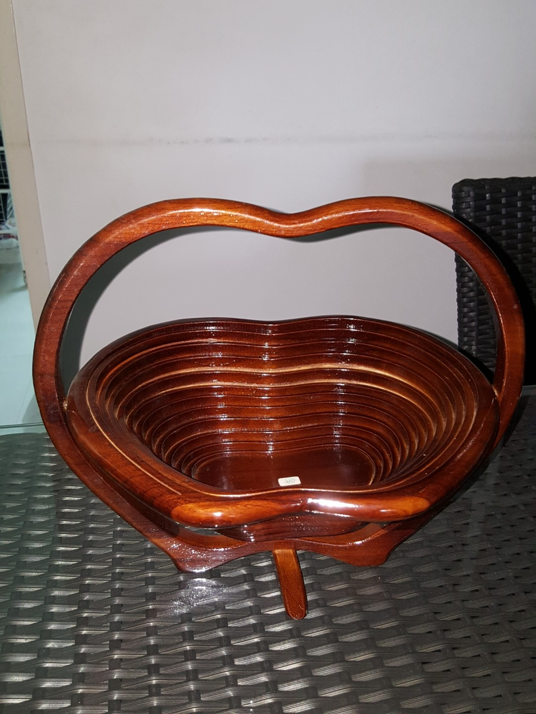 Collapsible Wooden Bowls
