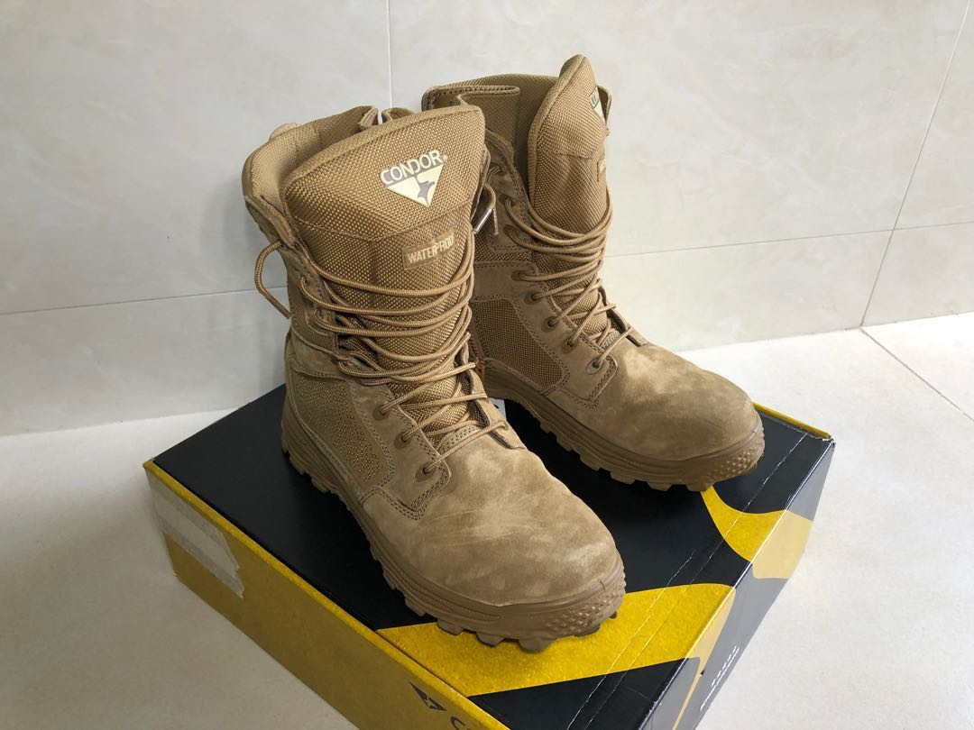 41d312722b2 Condor 9 inch Murphy Tactical Boot