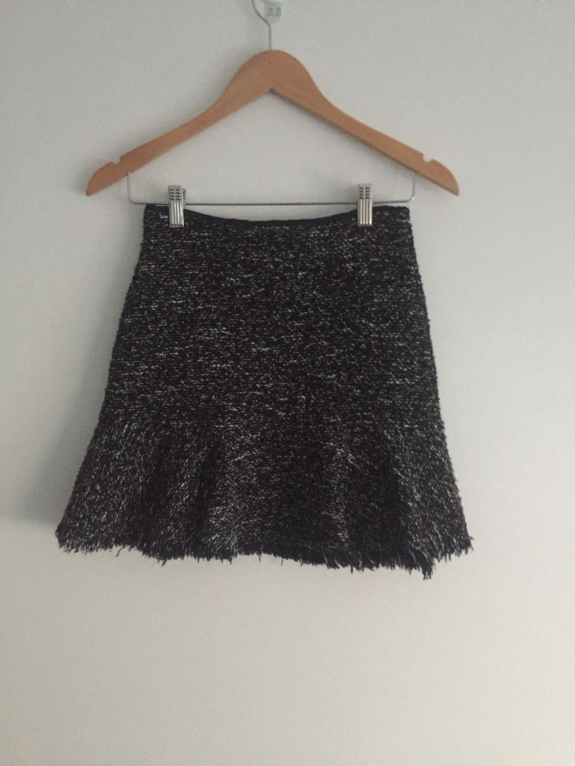 Forever New fit and flare skirt