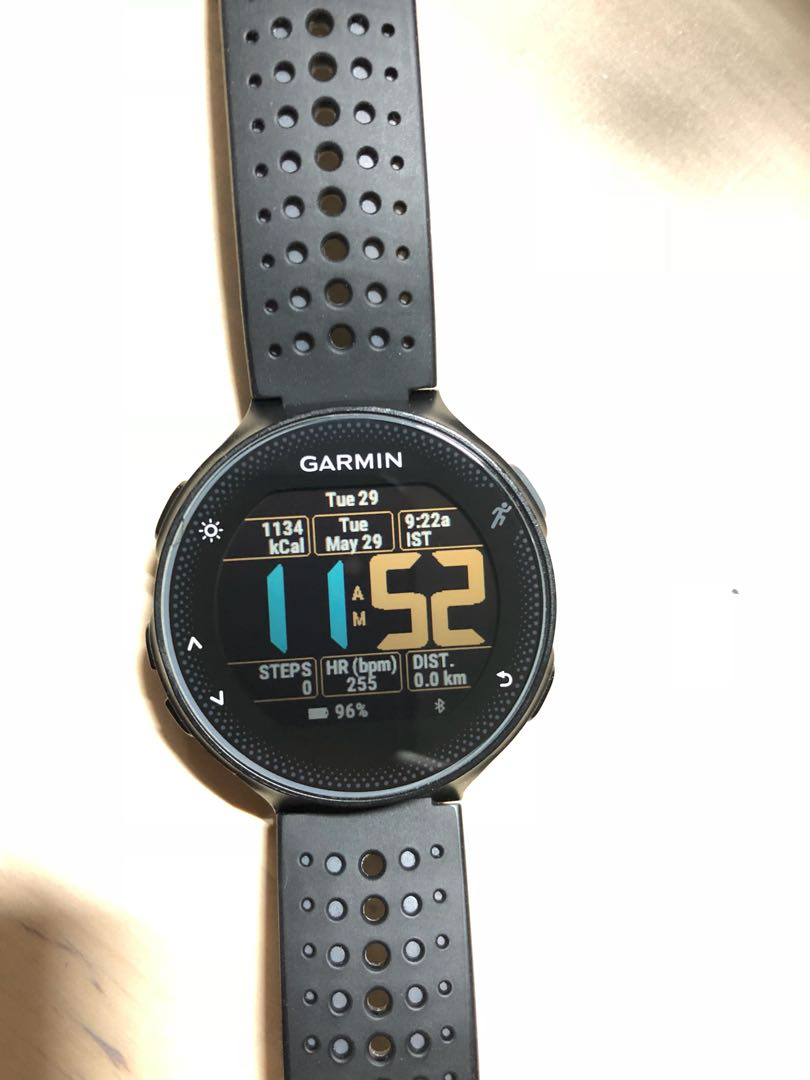 serial number garmin forerunner 235