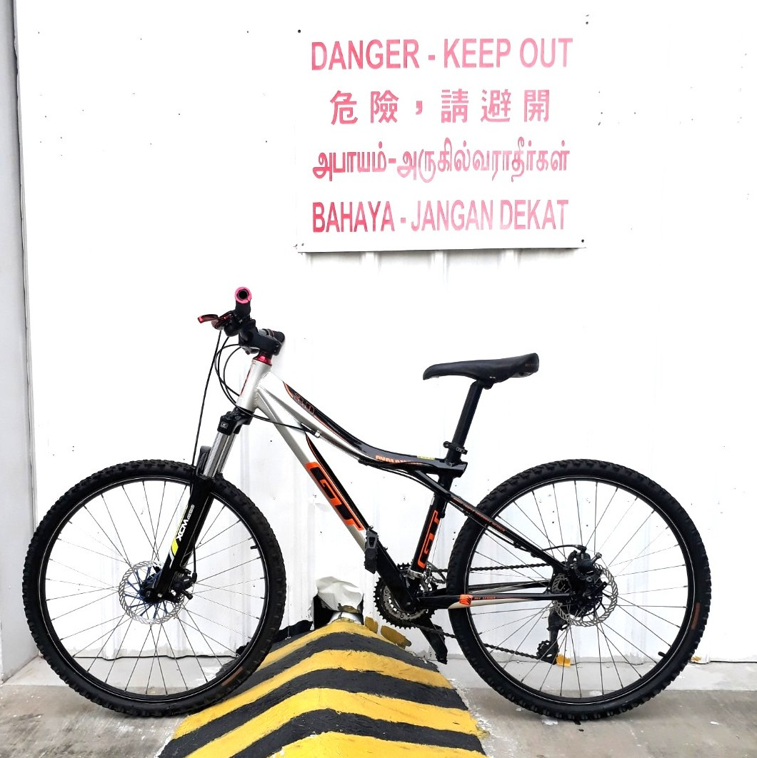 GT Avalanche Hardtail Mountain Bike, Bicycles & PMDs, Bicycles ...