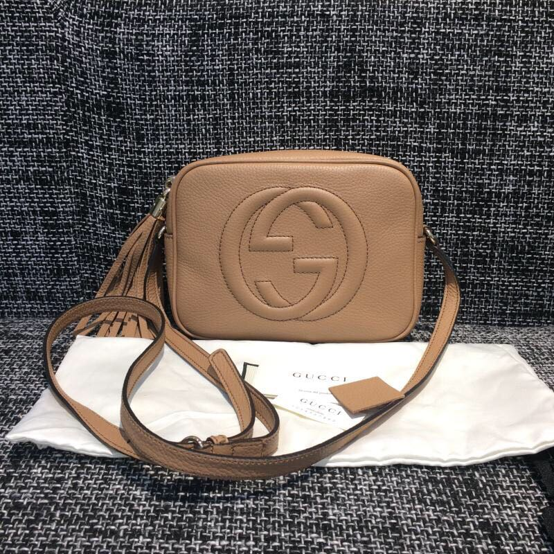cfabbfa19737 Gucci Soho Disco Bag, Luxury, Bags & Wallets, Handbags on Carousell
