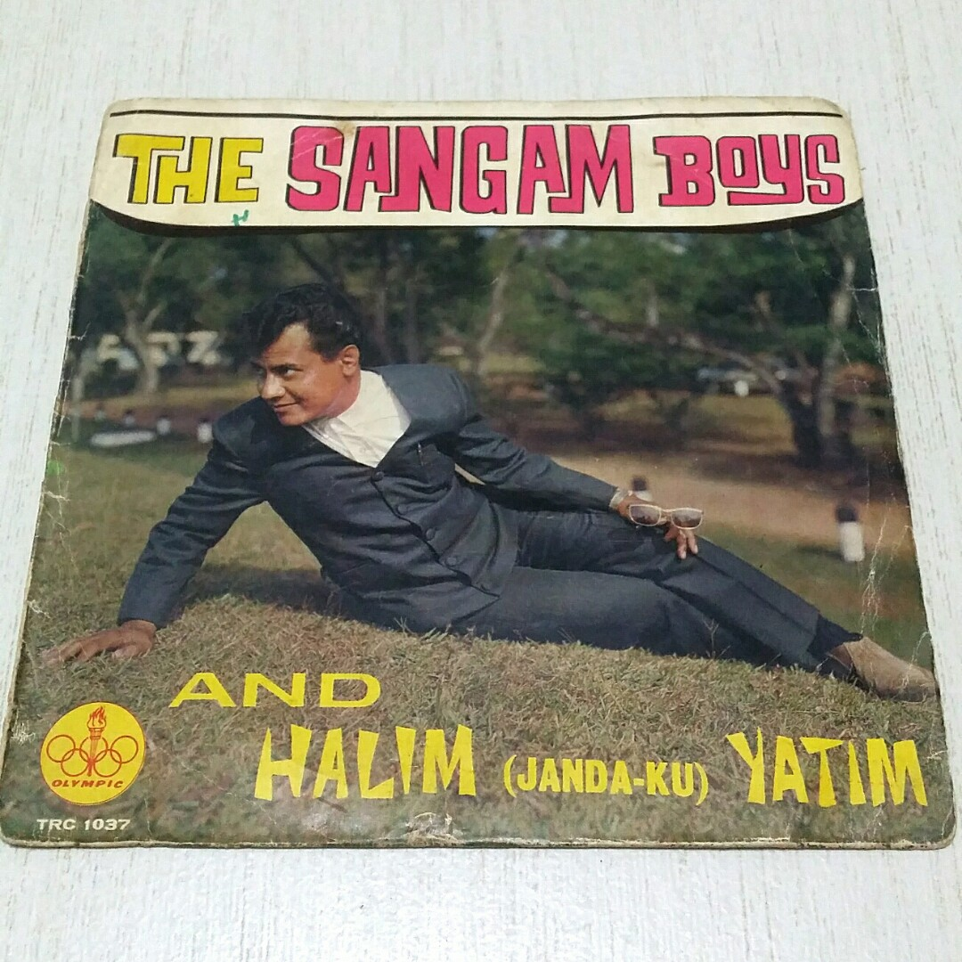 Halim Yatim & The Sangam Boys