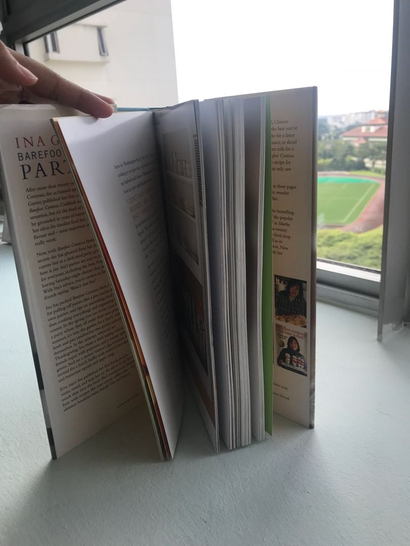 Ina Garten Barefoot contessa book