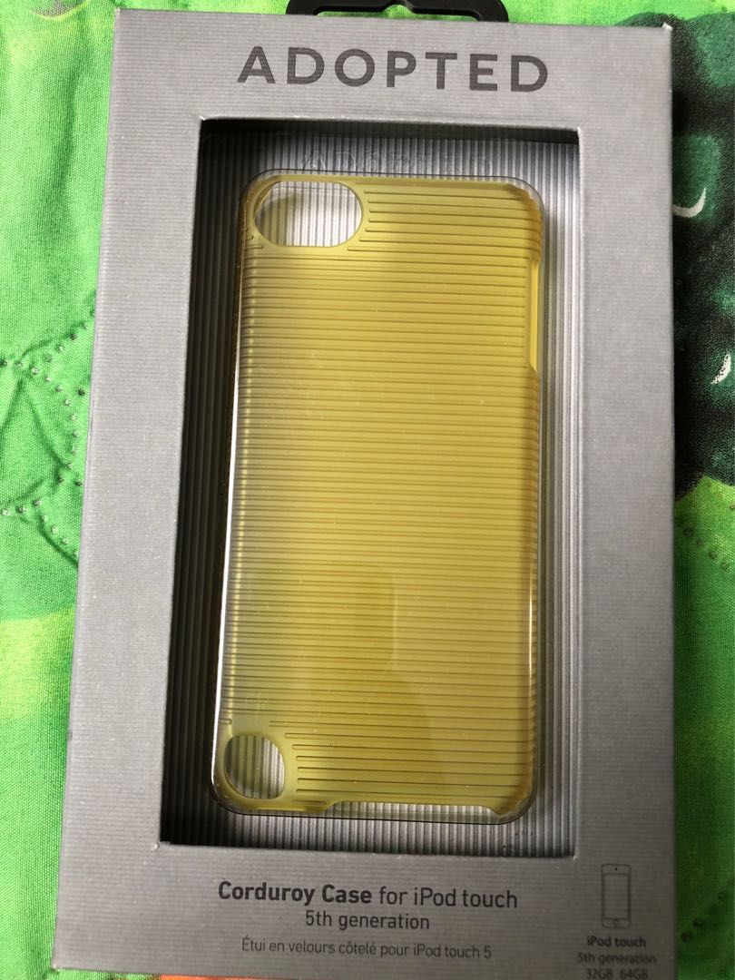 iPod Touch 5th Gen Corduroy Case