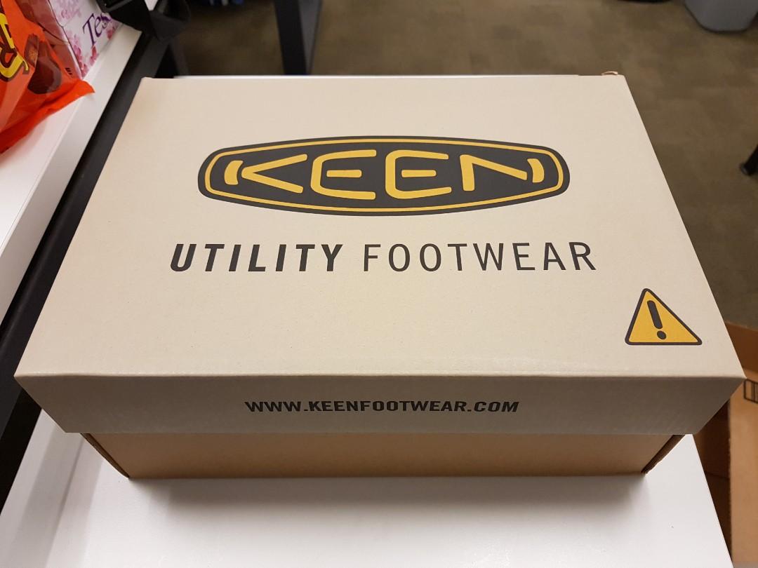 KEEN Utility Footwear work shoes, Men's