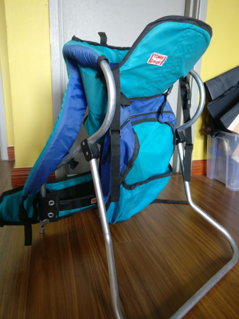 ce879fe1608 Lightweight tommy snugli baby toddler carrier hiking leisure babies kids  babies apparel on carousell jpg 810x1080