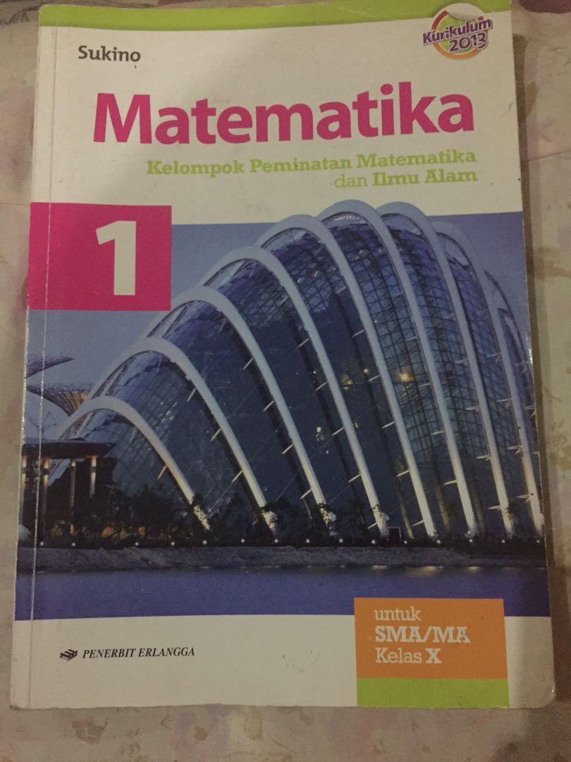 Kunci Jawaban Matematika Wajib Kelas 10 Kurikulum 2013 Sanjau Soal Latihan Anak