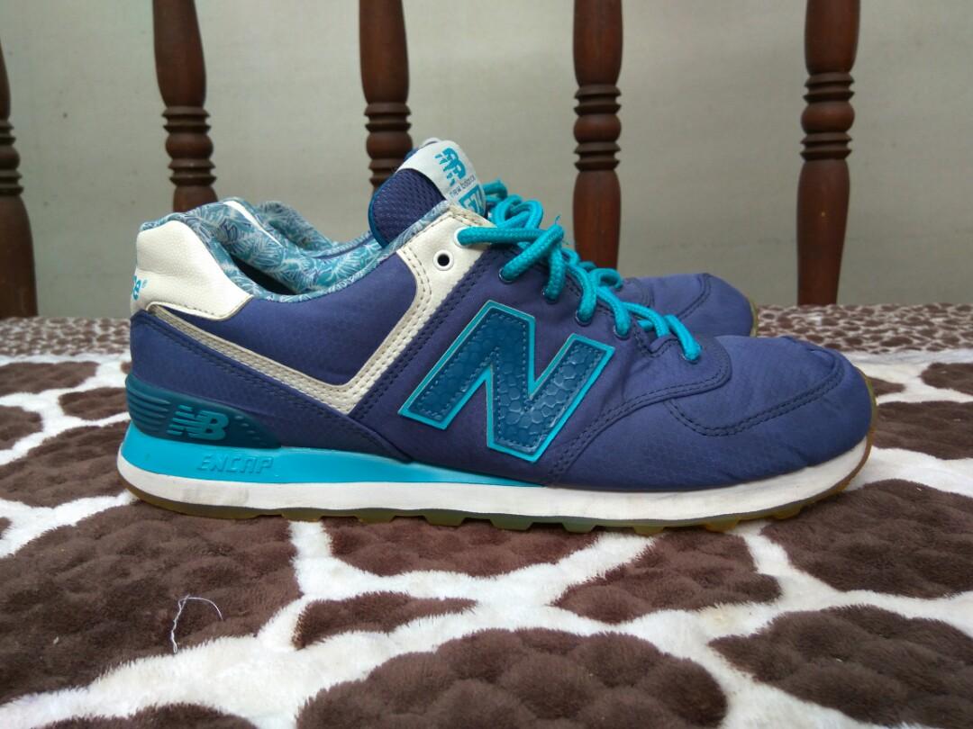 624427e88c45e New Balance 574 Classic Navy Blue no adidas nike asics vans saucony ...