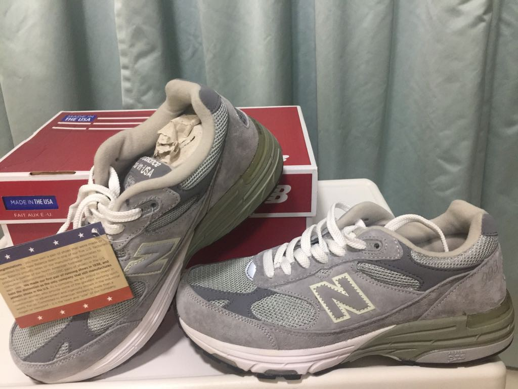 new balance gl running