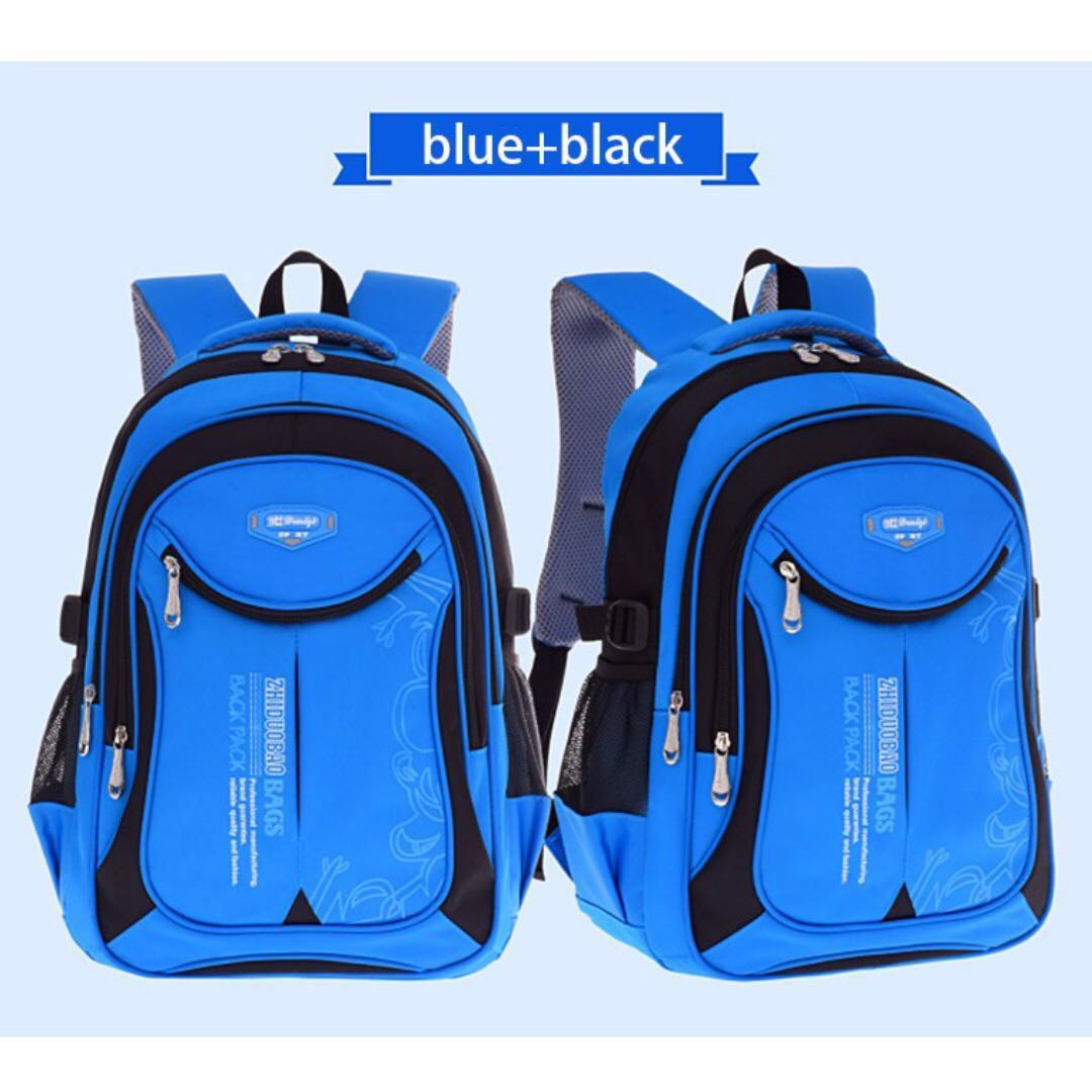 New Fashion High Quality Oxford Children School Bags Backpacks Brand ... 44749827dff00