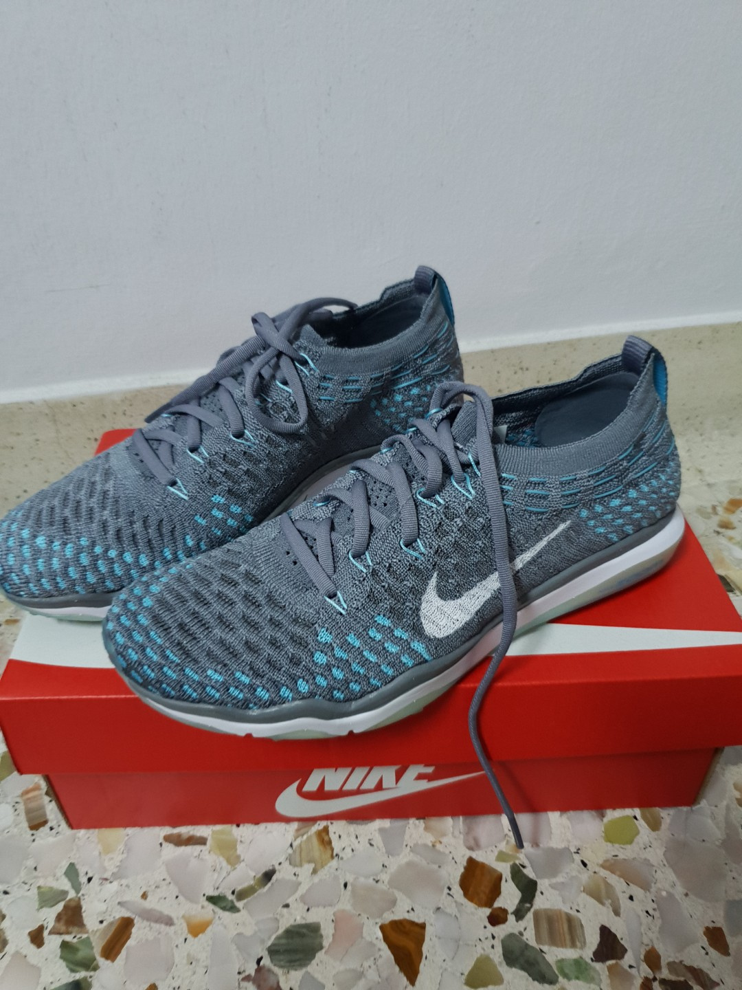 e6ef4592929 Nike Air Zoom Fearless Flyknit Lux - Womens Shoes - Training Shoes ...