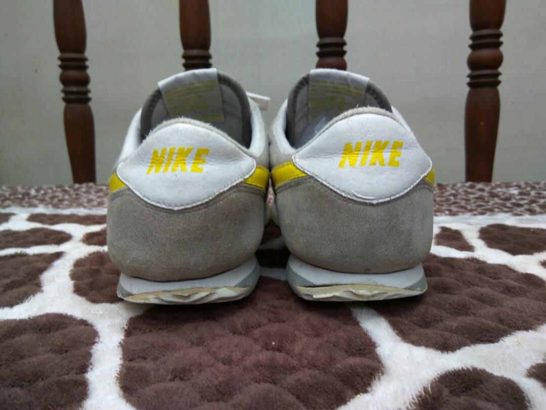 615d0d7289110 Nike Cortez basic nylon no adidas vans asics new balance converse ...