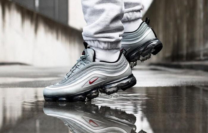 51a2b26943 NIKE VAPORMAX 97 (SILVER BULLET), Men's Fashion, Footwear, Sneakers ...