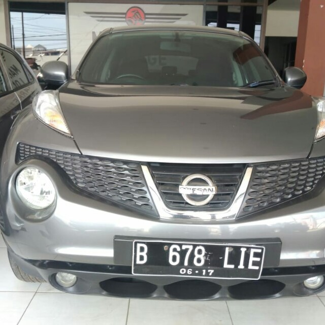 Nissan Juke 15 4x2 RX AT 2012 Cars For Sale On Carousell