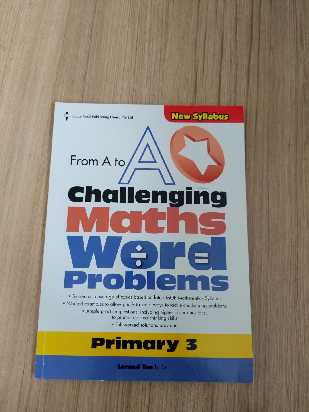 P3 challenging maths word problems, Books & Stationery, Textbooks ...